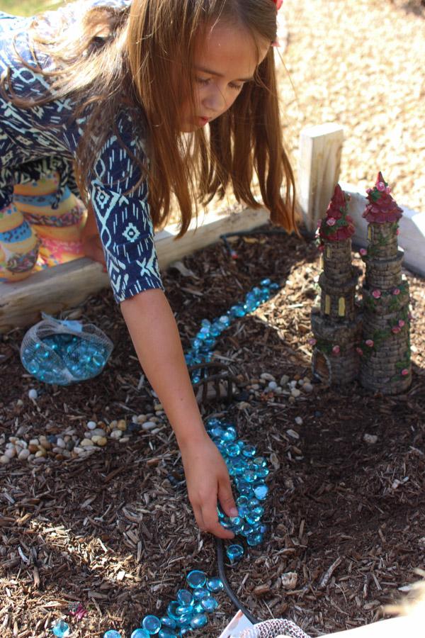 Fairy Vegetable Garden - No Guilt Mom