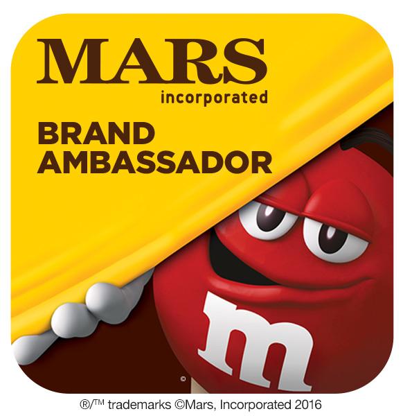 SoFab MARS Ambassador badge 2016