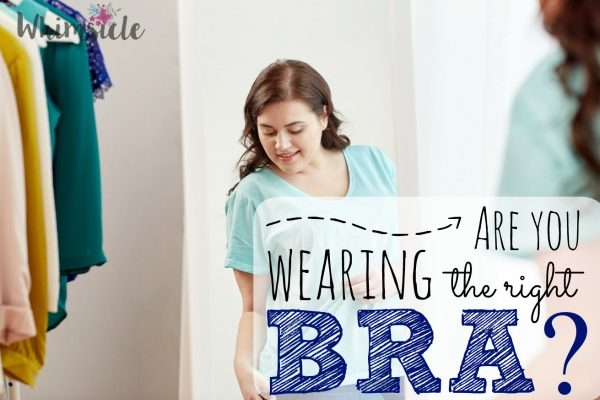 Are you Wearing the Right Bra?