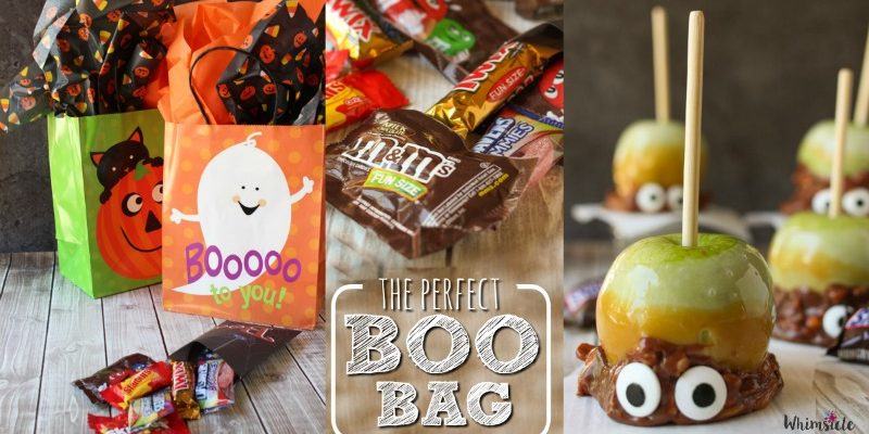 Boo Bags:  An Awesome Halloween Tradition