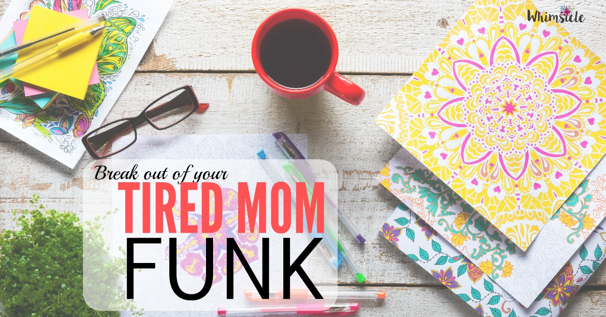 Feeling lost as a mom? Here's how to have fun again and make time for yourself.