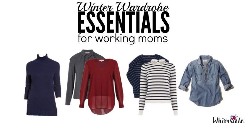 Winter Small Wardrobe Essentials