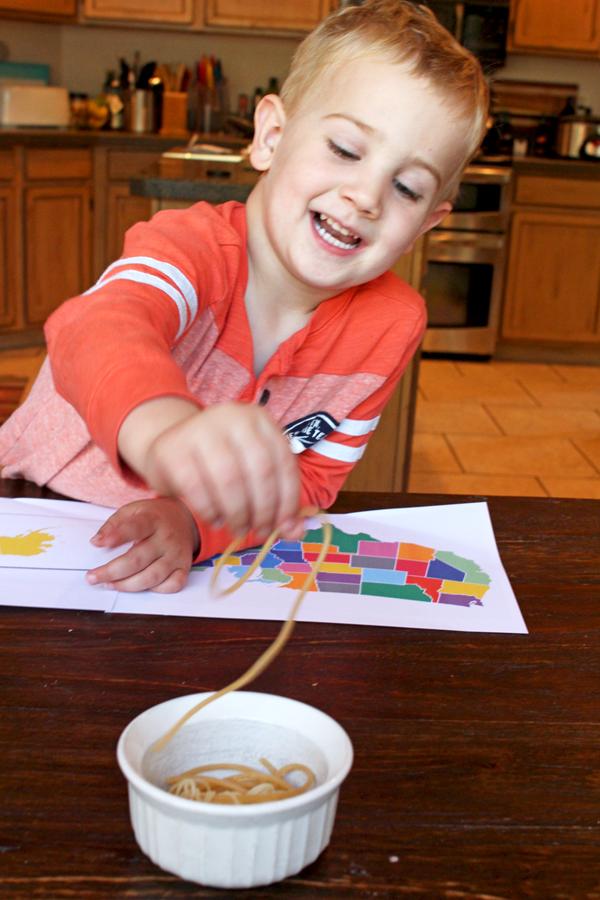 map skills preschooler