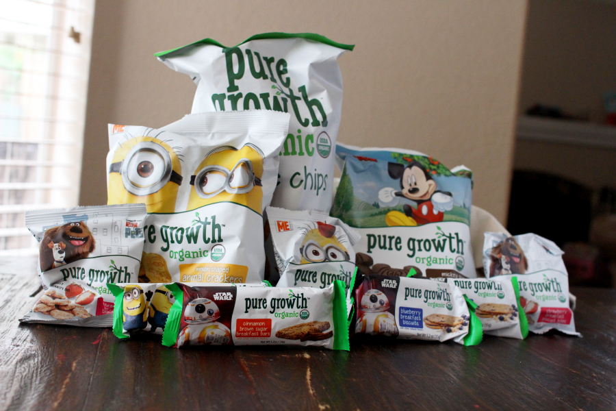 Healthy and convenient snacks for flying with kids