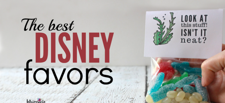 The BEST favors for Disney Cruise Fish Extenders