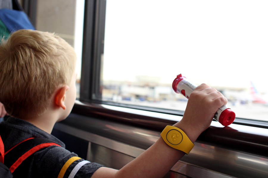 Traveling with kids tips