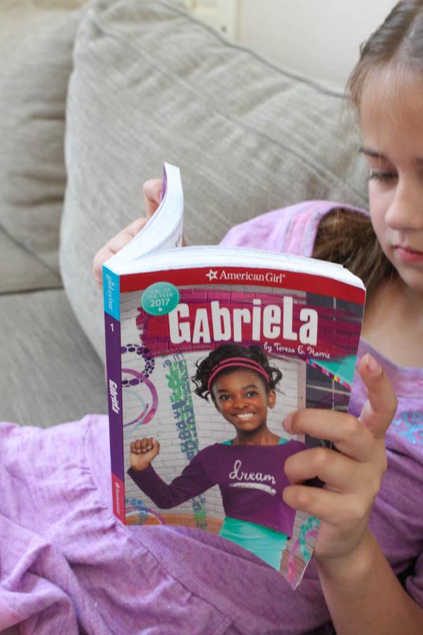 Gabriela American Girl