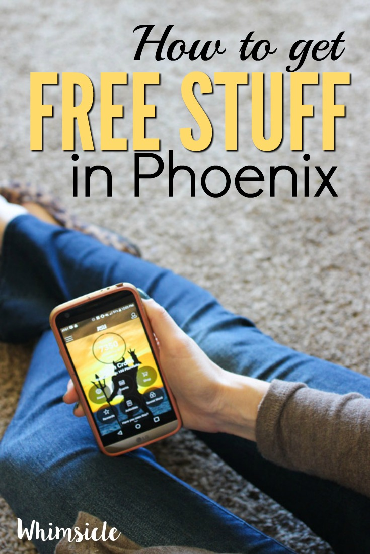 Backstage passes, free admission to Phoenix hotspots and ASU merchandise! Yes, please!