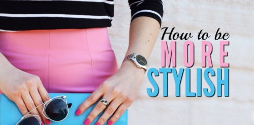 WOW!! I had no idea that i could look cute and more stylish by making such little changes. These videos are fantastic! The tips help me look good everyday.