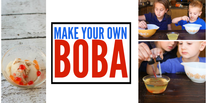 The secret behind making boba is easier than you think