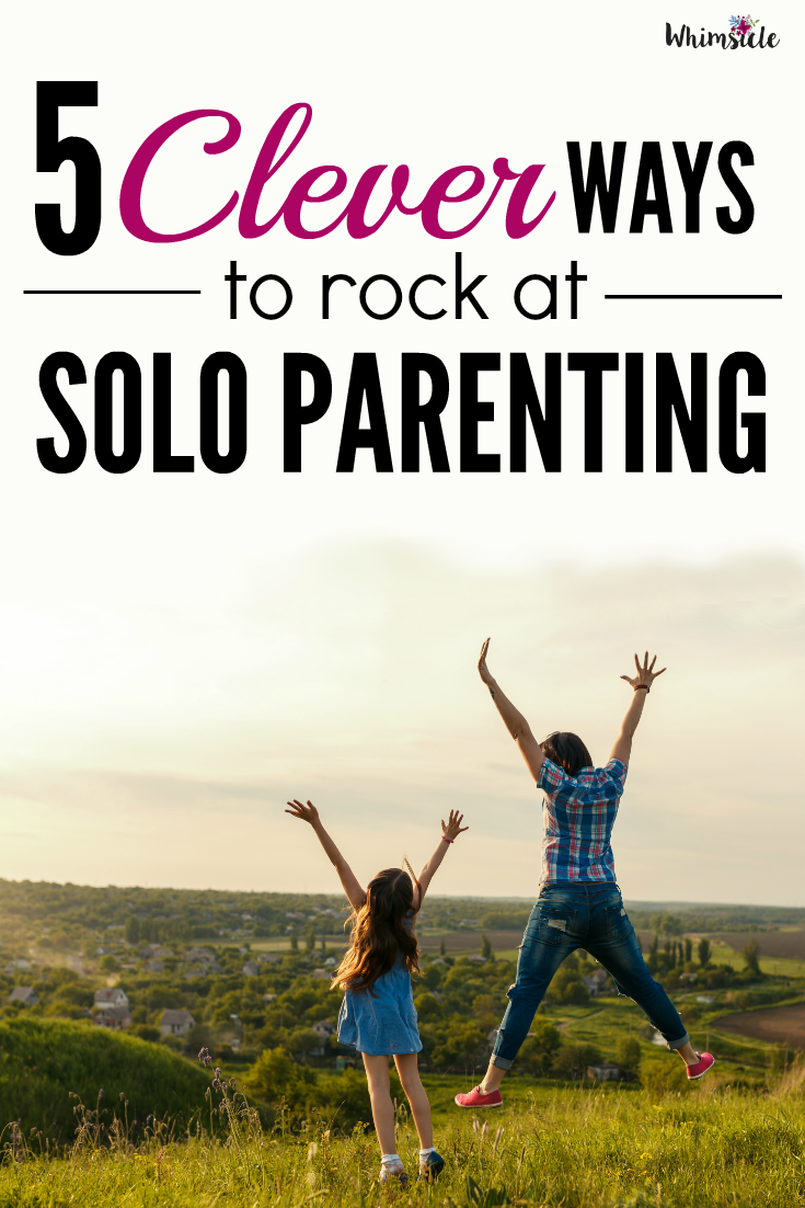 Yes! When your husband travels, every mom needs these solo parenting tips. Here's how real women handle spouse deployment or when hubby travels a lot for work.