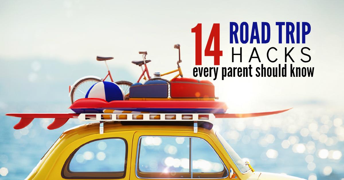 14 Family Road Trip Hacks Every Parent Should Know No Guilt Mom