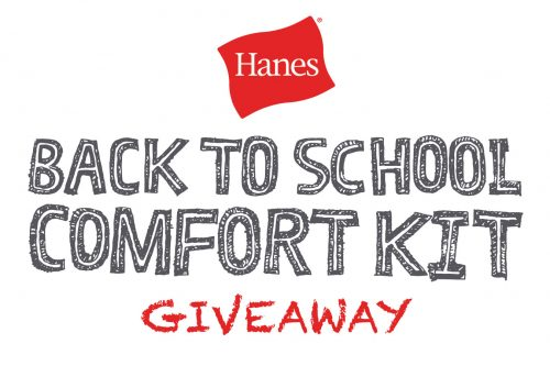 Hanes Back to School Comfort Kit
