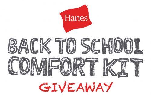 Hanes Back to School Comfort Kit