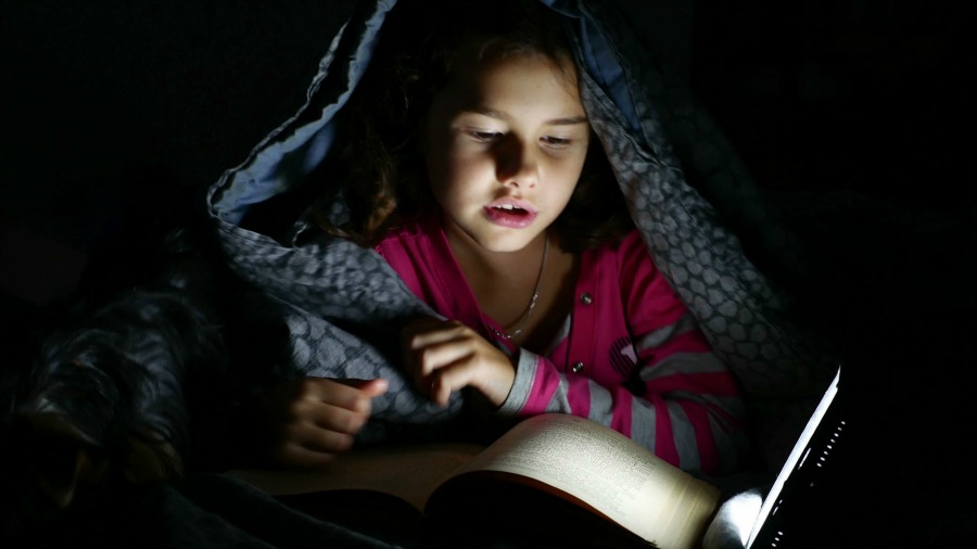 bedtime for back to school
