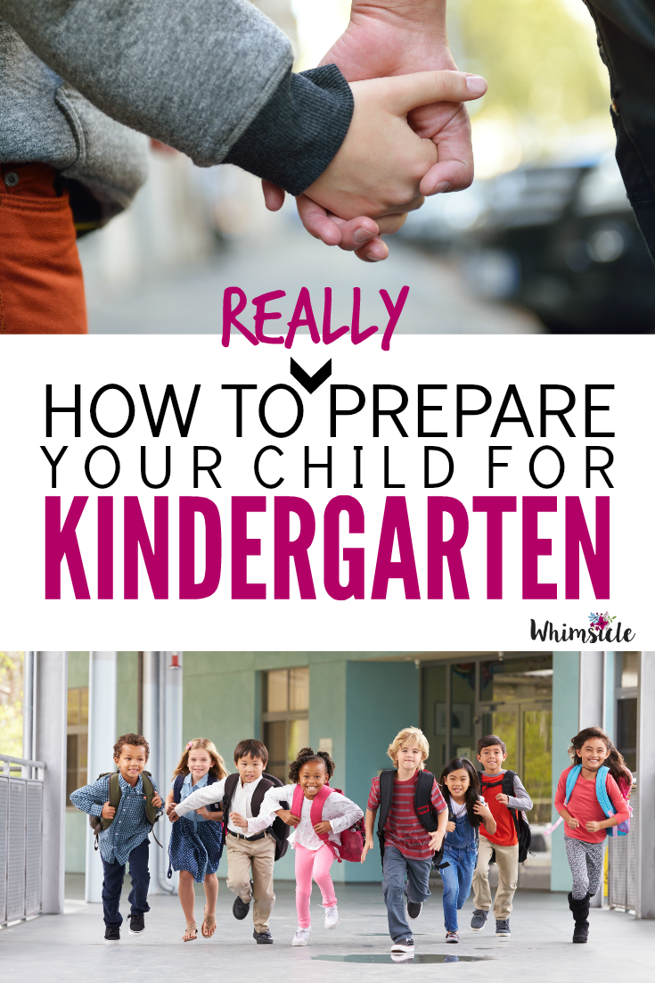 Overwhelmed with how many skills you child needs for Kindergarten? Deep breaths. There's a secret. Here's what your kids really need to know for Kindergarten readiness and prepared for school.