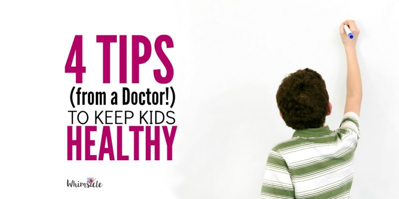 Why is my Child Always Sick? 4 Not-So-Secret Secrets to Keep Kids Healthy