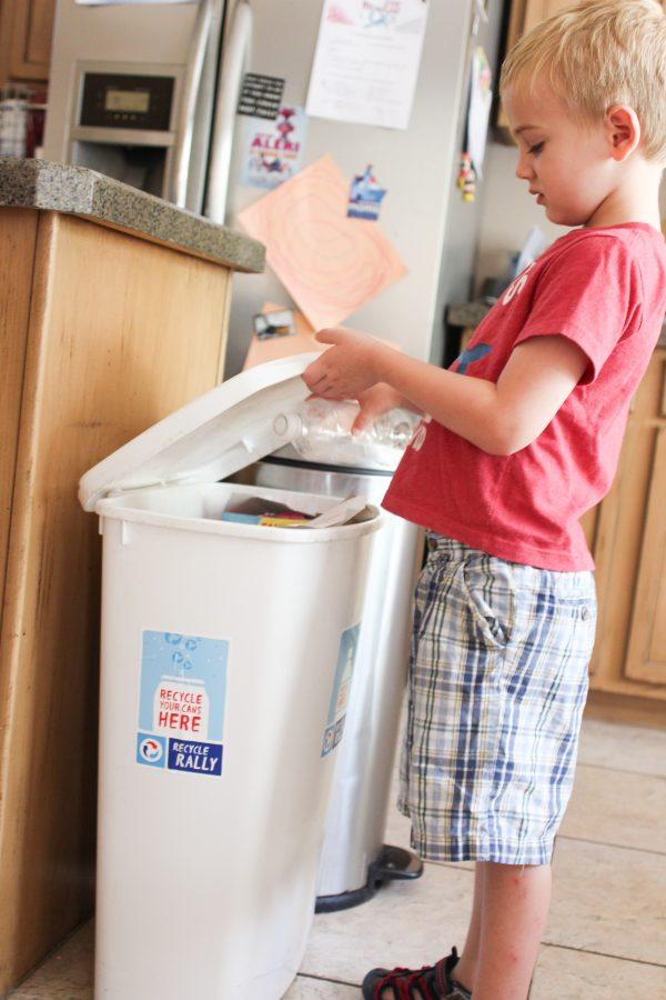 recycle program K-12 schools