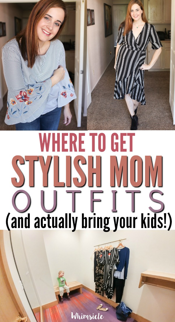 This store is fantastic! Not only did I get a couple cute mom outfits, but they completely loved on my son the entire time! I got to shop and my four-year-old was happy. You need to check this place out! You will love it.