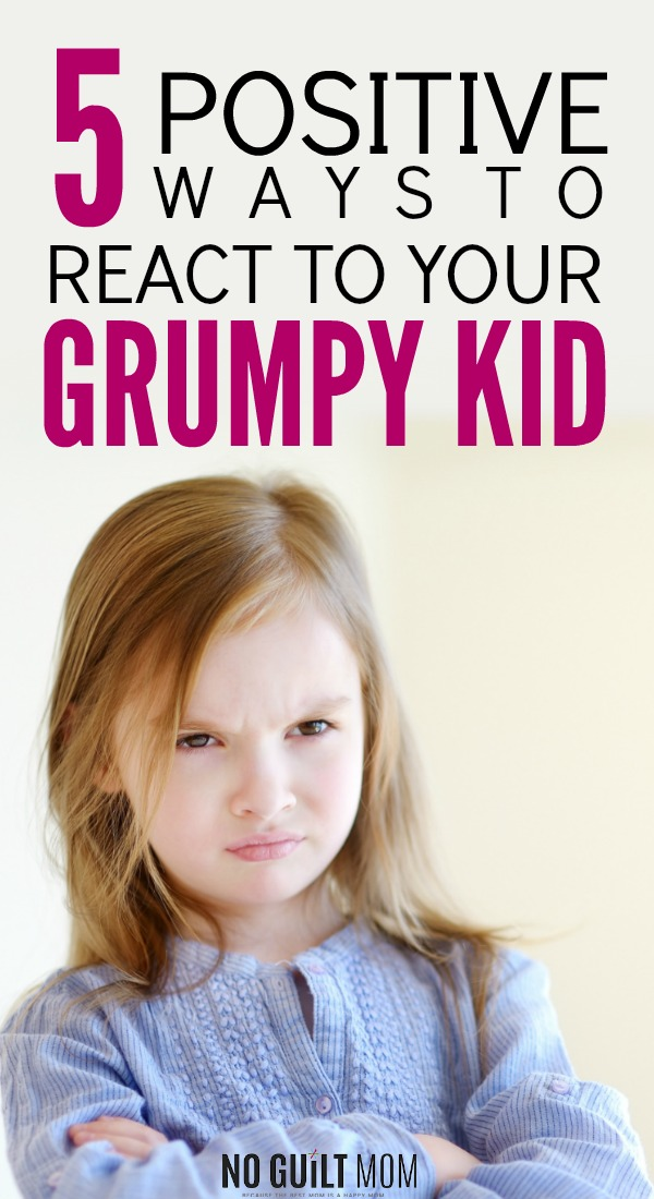 OMG! My kid is grumpy every afternoon! These simple tips and advice are lifesavers for moms who use positive parenting. I used these and saw an immediate change in my kid's behavior. Works for children who are moody, angry, or pouting.