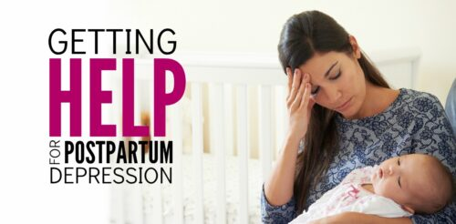 Crying all the time? How can you even think about surviving postpartum depression when you are in the throes. Here's one mom's story about how to open up about postnatal depression and the lonlieness that comes with being a new mom.