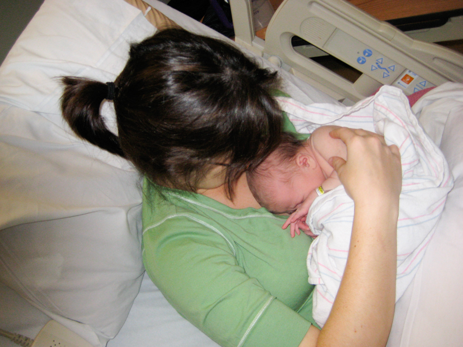support for postpartum depression