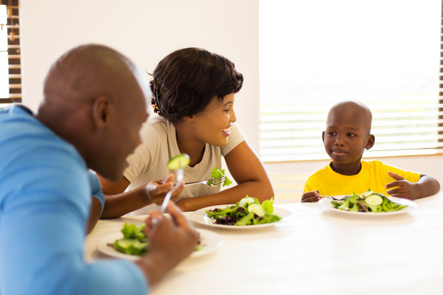 take pressure out of meal time