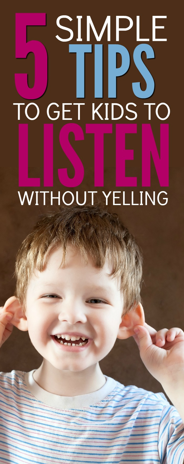 Rage. Here's how to get kids to listen the first time without yelling. Perfect tip for peaceful families. Feel better about your parenting when you have these tips to use next time you feel pushed past your point of sanity.