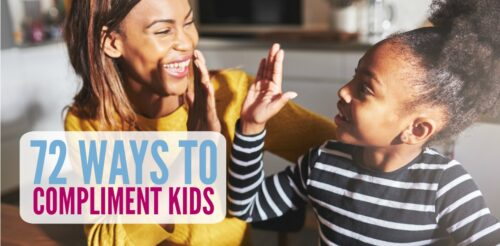WOW! Of all the child behavior tips, praise is often the least understood. This gives you a simple 2-step process that you can use at home to encourage your child to develop positive character traits. These ideas use positive discipline that's perfect for parents, moms or even teachers in the classroom. Also includes a free printable that you can use for child behavior management.