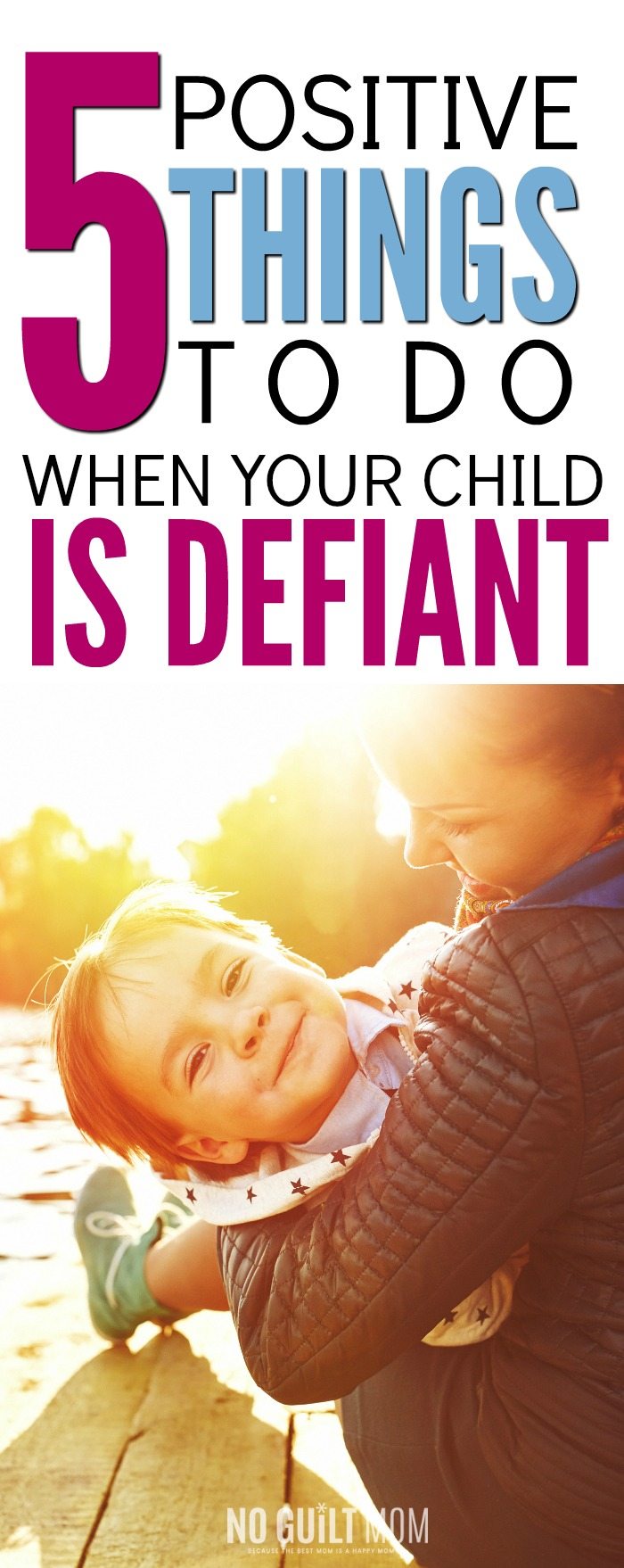 Dealing with defiant children can cause us moms to freeze. These simple positive parenting tips will help you stay calm and avoid yelling, Works for whenever your child does the opposite of what told. #positivediscipline #positiveparenting #parentingtips #parenting