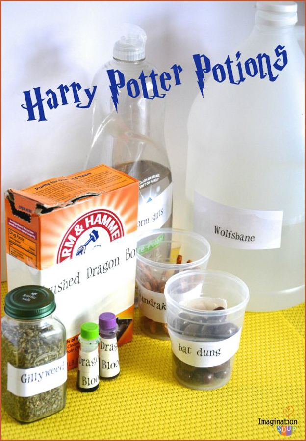 experiments science simple very potter harry easy projects food using activities potions already cool children things indoor super household coloring