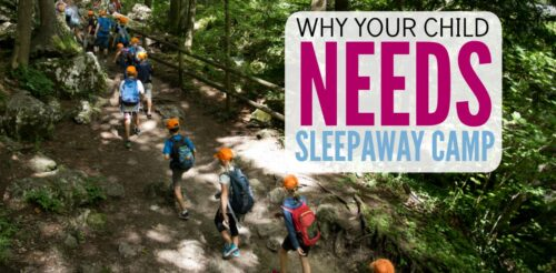 Whoa! I am totally nervous about sending my child to sleepaway summer camp. Now I see how it can be a childhood essential for girls and boys. These tips definitely help calm my fears. One of those parenting decisions that I need all the advice possible.