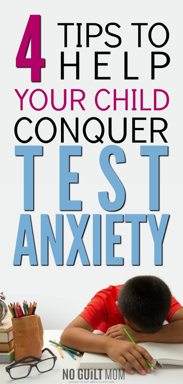 The test anxiety for state testing has gotten out of control! I can't believe I'm dealing with this when my kid is in elementary school! These test taking strategies are just the advice I needed as a mom to help my child - and me - conquer this stress.
