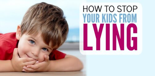 What do I do about my lying kids? These parenting tips make total sense. They stopped my son and daughter from lying and used all the awesome parts of positive parenting. Enforcing consequences doesn't discipline children when it comes to not telling the truth.