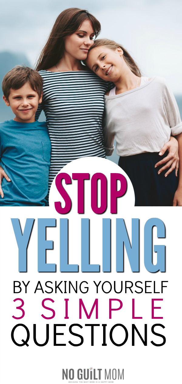 It's so SO hard to stop yelling at your kids when you've had the habit for so long. But, what do you do when your little four-year-old cries and whines constantly to get your attention? These parenting tips use positive discipline to productively deal with child behavior. Great ideas for when you don't know what to do next. #parenting #parentingtips #positivediscipline