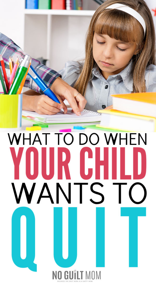 My kid gives up at the first sign of a challenge. This parenting tip has been awesome at developing grit and a growth mindset in my daughter. The advice my son who quits easily as well,