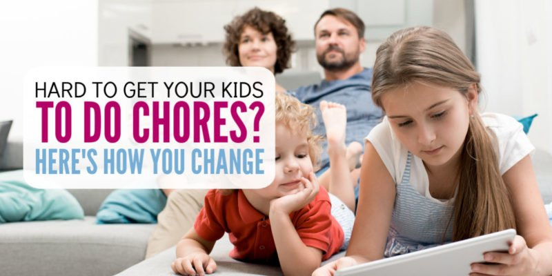 Whoa! I desperately want to un-spoil my children but the entitlement runs so deep! These 3 parenting tips got my kids to do more household chores and act less entitled. Raising grateful and responsible children can be so hard and this advice offers such help.