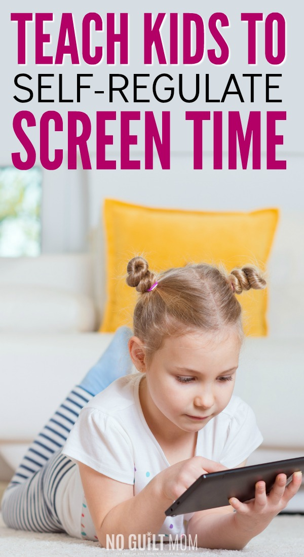Limiting screen time in the summer is on the mind of all parents. But, is it needed? And how can you teach your kids to regulate their own screen time? These simple tips go beyond rules and make a lasting change in your house. Great advice for parents of preschoolers, elementary, grade schoolers, middle schoolers and high schoolers. Also has a free printable!