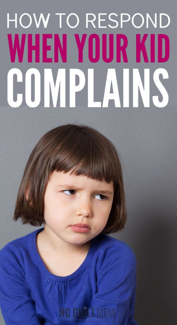 I feel so helpless when my kids complain. These positive parenting ideas have helped so much! My children do less whining and I feel like I now have a way to positive discipline that works. OMG! Every parent of a preschooler or elementary school child should read this!