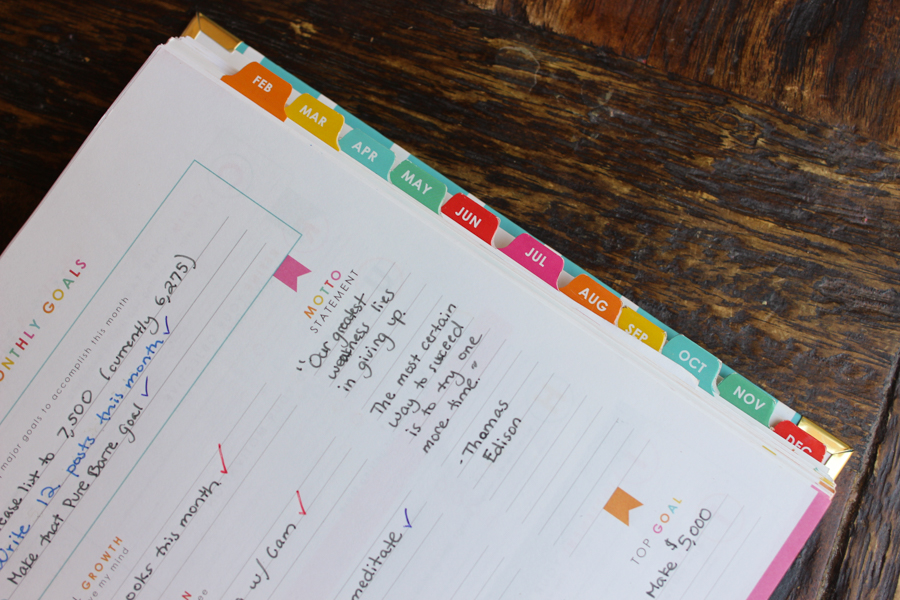 OK, Ok… I fought this planner and organization craze. But, OMG! Using this planner had increased my productivity and made me a happier mom. Plus, it comes with a free program to help you stay organized with time management tips, ideas and life organizing advice.