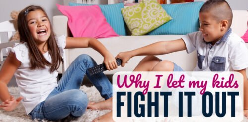 My kids drive me crazy when they fight! Managing sibling fighting is stressful however this parenting tip shows you why arguments are necessary. Its OK for our to kids to be angry at each other. This child discipline tip coaches parents how to teach kids to fight fair and when it's time to step in.
