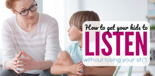 How do I keep my patience with my kids when they drive me to the brink of crazy? These two tips help me calm down without a mantra or deep breathing - which never work for me. Great ideas for every mom who feels like she is losing her mind. What one movie villain can teach you about parenting.