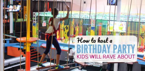 I can't handle a DIY birthday party! But is having a party outside of the home worth it? OMG, yes!! Here is the complete rundown on an Urban Air birthday party and why its such an easy birthday party idea for tweens that doesn't require a ton of work. Plus, tips on how to maximize your party fun with siblings involved.