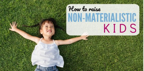 Wow! My kids constantly ask for stuff and I'm scared they also feel entitled to it! These are such simple parenting ideas to help unspoil my kids and raise a non-materialistic child.