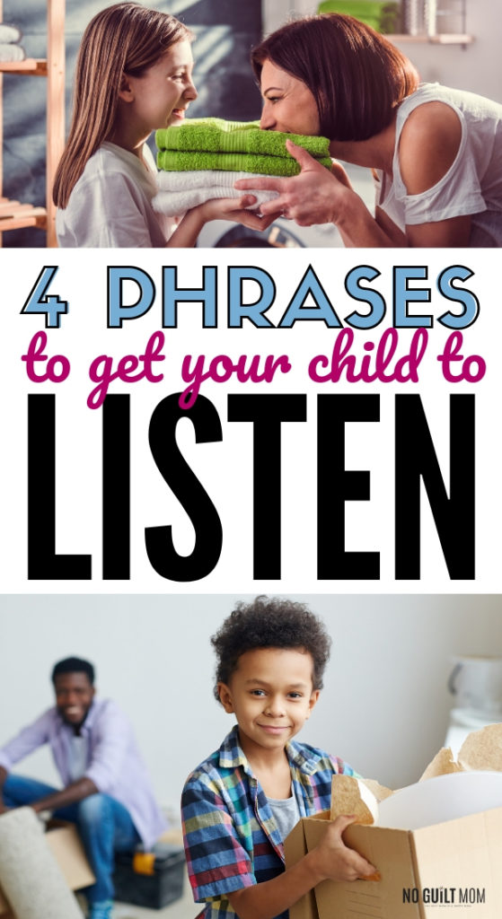Wow!  These tips on how to get your child to listen are amazing! This is a must-read for parents who struggle with child discipline. Great phrases to use and easy advice for moms.