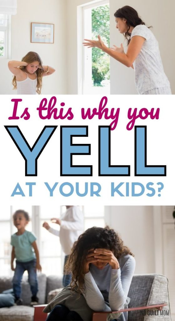 When you want to stop yelling at your kids, it can feel impossible. This will give you insight into why you might yell.  Once you know, it'll help you stop.  This parenting tip will help you gain control back over your emotions.