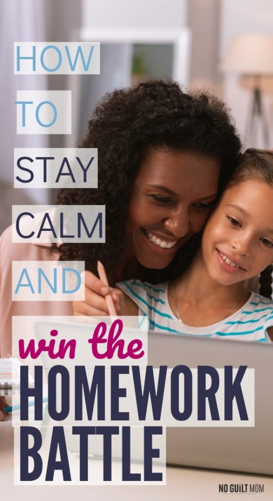 How do you get kids to do homework? Homework fights are one of the toughest parenting struggles we deal with. Of all the advice for moms and dads, this mindset shift on homework will help you motivate kids and win the homework battle.