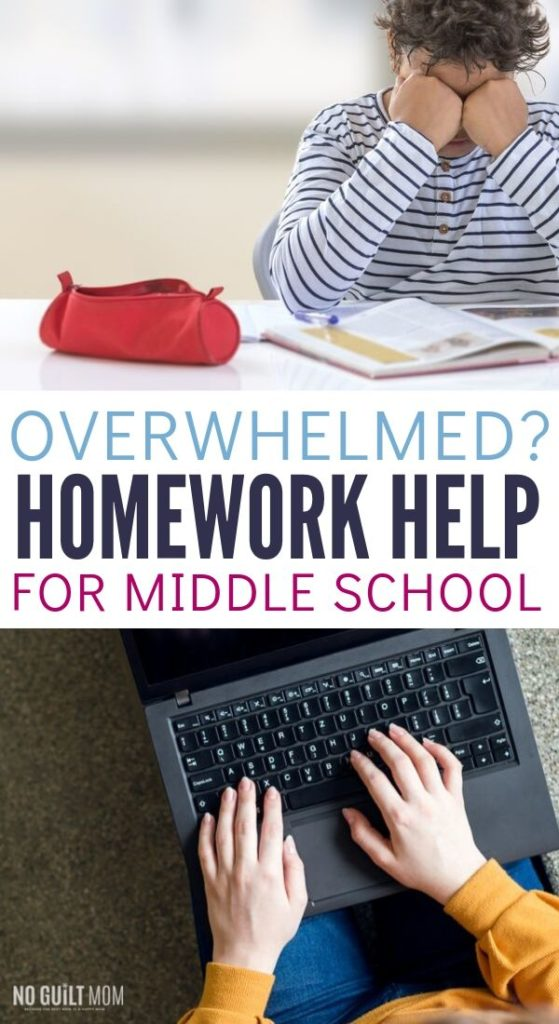 Looking for tips to help your middle school student with homework?  This e-course of middle schooolers teaches effective homework strategies and motivates your child to do homework on their own. The best parenting move you can make.